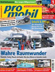 promobil Heft 01/2015