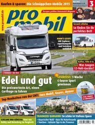 promobil Heft 0132015