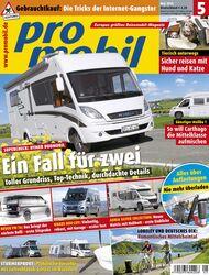 promobil Heft 032015