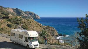 promobil Reisemobil Wohnmobil Reise Costa del Sol