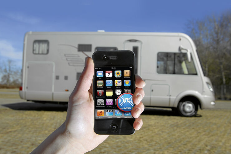 promobil Stellplatz App Mobil life