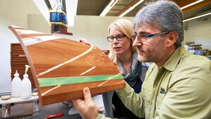 promobil hat sich die neuesten Ideen und entwicklungen im Möbelbau angeschaut.