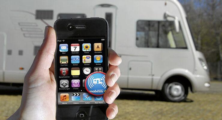 promobil iphone-app jetzt mit neuen Funktionen